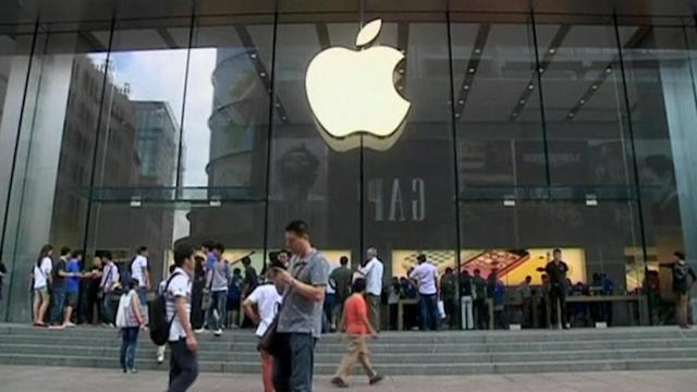 Apple in major China i-phone deal