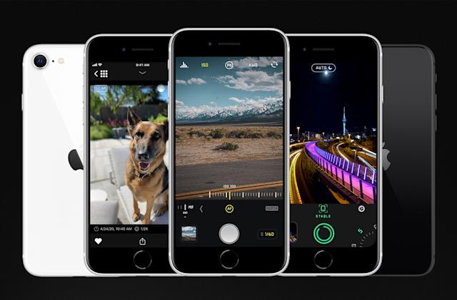 iPhone SE can take portrait photos of non-humans using an app