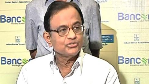 Chidambaram condident for quick passage of finance bills
