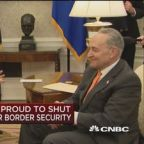 Trump and Pelosi get into heated exchange over border wal...