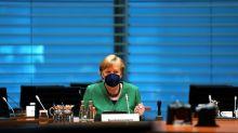 Merkel condemns synagogue attacks - spokesman