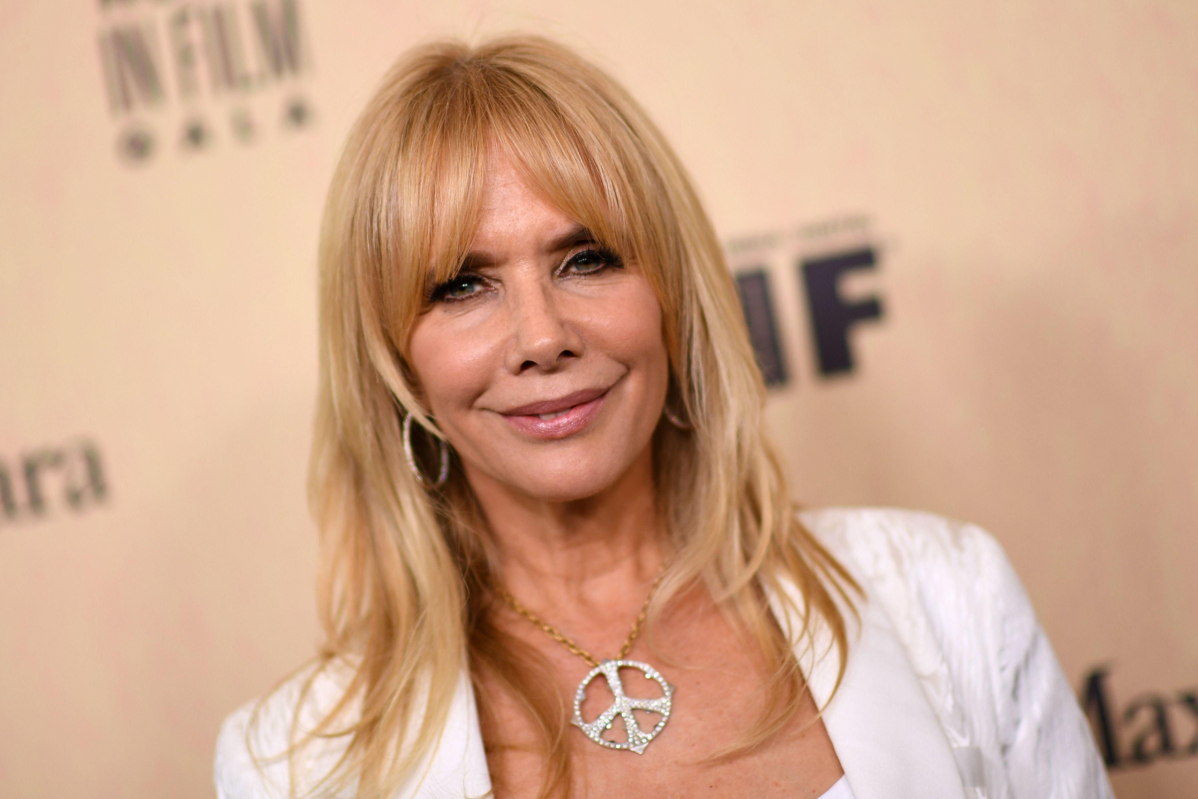 Rosanna Arquette talks Harvey Weinstein: 'I believe there are some Oscar winners who are not able to come forward'