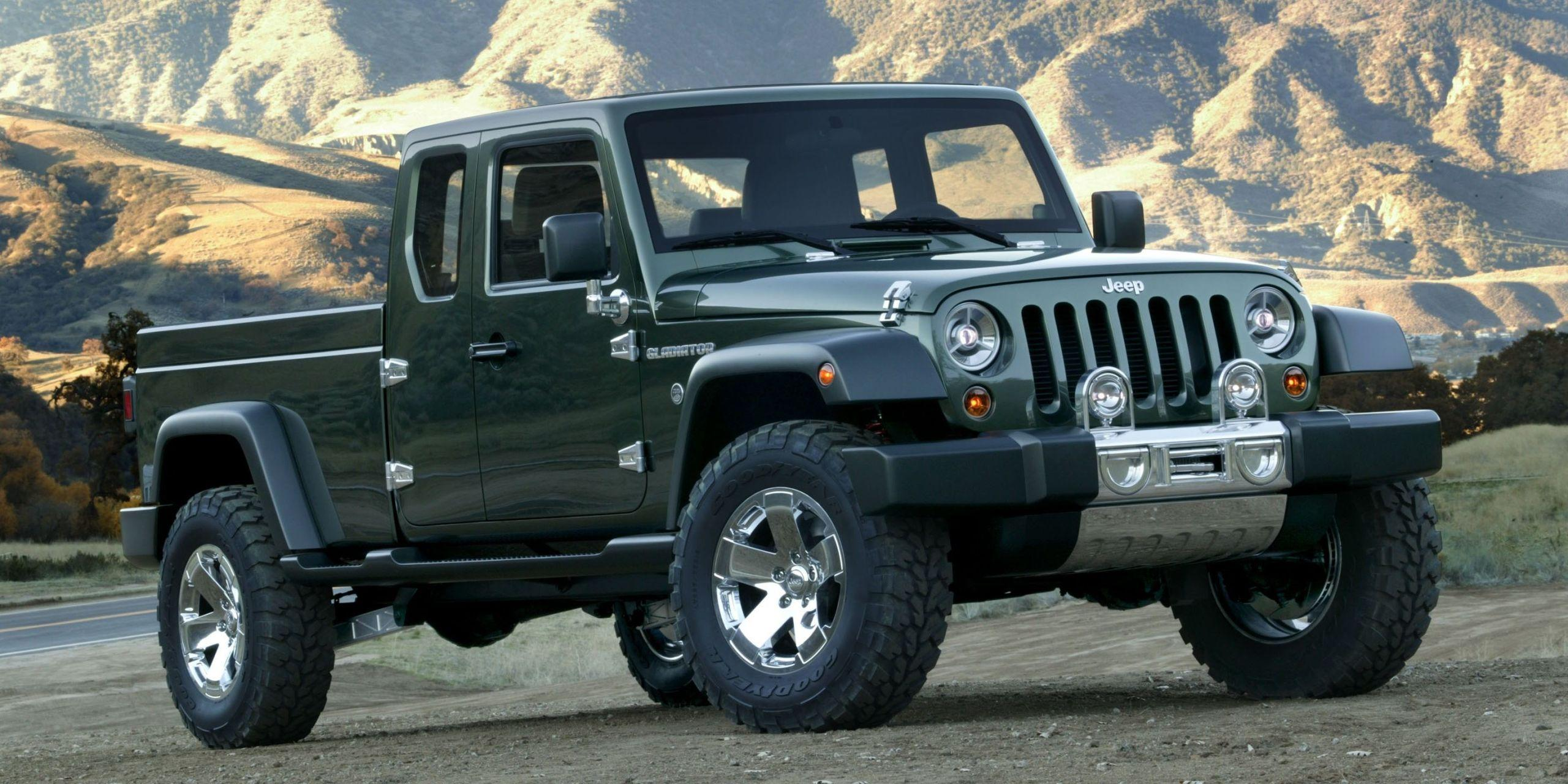 Report Next Gen Jeep Wrangler Getting Diesel Hybrid and Truck