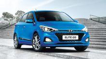 Hyundai Elite i20-2018 Asta (O) Diesel Exterior