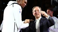 Warriors owner Joe Lacob says Kevin Durant's decision to leave 'made no sense'