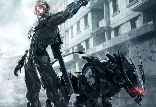 Metal Gear Rising: Revengeance Ultimate Edition now available on PSN
