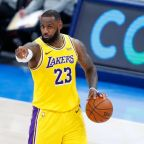LeBron James leaves behind Coke for deal with Pepsi