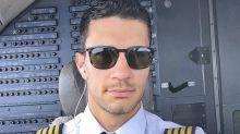 El piloto puertorriqueño que enamora en Instagram