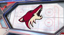 Zuccarello scores twice as Wild top Coyotes 5-2
