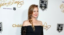 Drew Barrymore Hits the Salon With Daughter Olive -- See the Adorable Pic!