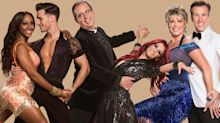 Strictly's couples are glittering in first-look photos