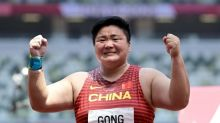 Gong wins shot before crowning of post-Bolt sprint champion