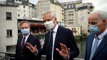 """Coronavirus : le gouvernement met """"au même niveau"""" urgence économique et urgence sanitaire, assure Bruno Le Maire"""