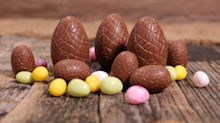 How many calories are in your favourite Easter egg?
