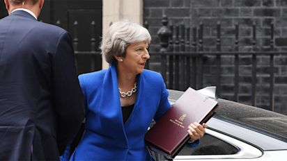 PM promises 'smooth and orderly Brexit'