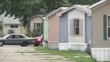 Mobile home residents squeezed by market forces