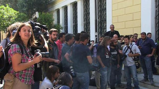 Greece to charge first group of neo-Nazi lawmakers