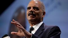 Eric Holder Revises Michelle Obama's Famed Quote:'When They Go Low, We Kick Them'