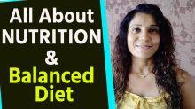 All About NUTRITION | Balanced Diet Chart | Dr. Bhavana Diyora | National Nutrition Week
