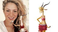 Shakira Made Disney Give Her 'Too Skinny' Zootopia Character Bigger Hips