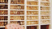 Mariah Carey's Shoe Closet Will Give You Major Wardrobe Envy