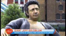 Giant Jeff Goldblum