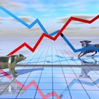 Dow Falls 369 Points But Holds This Bullish Trend; This Tech Stock Breaks Out In A Big Way