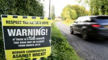 Locals fear being cast away on Brexit border 'island'
