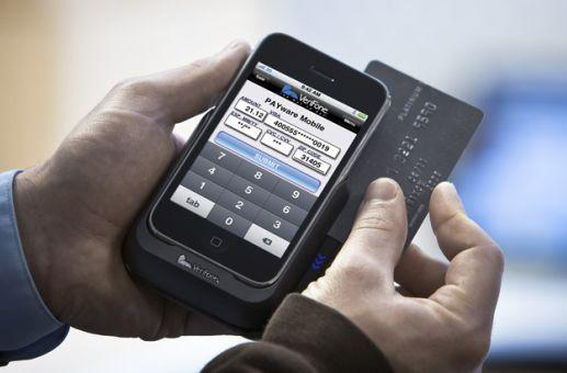 VeriFone credit card reader gets deal to be in Apple Stores