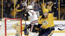 Predators move on to second round after sweeping Blackhawks (Video)