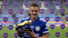 Vardy signs new three-year deal with Leicester to stay until 2023