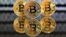 Bitcoin falls 5% to one-week low, with breach below $3,500 at risk