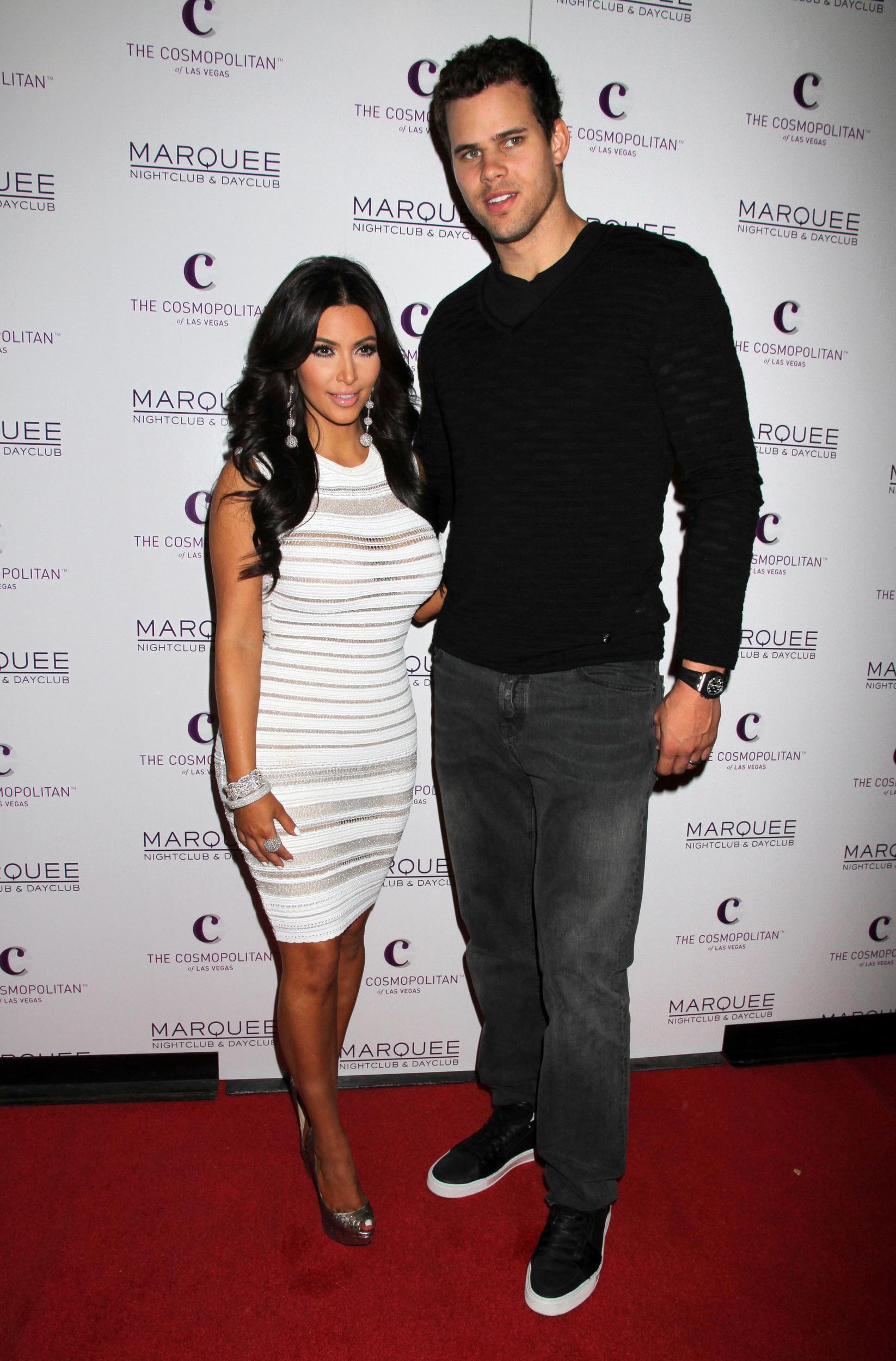 <br /> The reality star and the basketball star are the most extreme example on our list. They married in style in August 2011 - with a perfume launch designed to coincide with the day. The total cost was said to be $10 million, with much of the cost covered by a magazine deal and individual arrangements with suppliers - including a $20,000 Vera Wang dress and a $6,000 cake. Their marriage lasted 72 days before she filed for divorce because of irreconcilable differences.