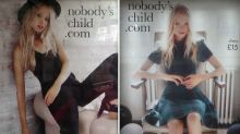Fashion Campaign Starring Child-Like Model Banned For Being 'Sexually Suggestive'