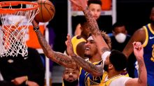 Anthony Davis, Lakers use loss to Warriors as motivation to beat Bucks