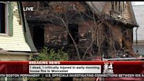 Elderly Woman Killed In Worcester House Fire