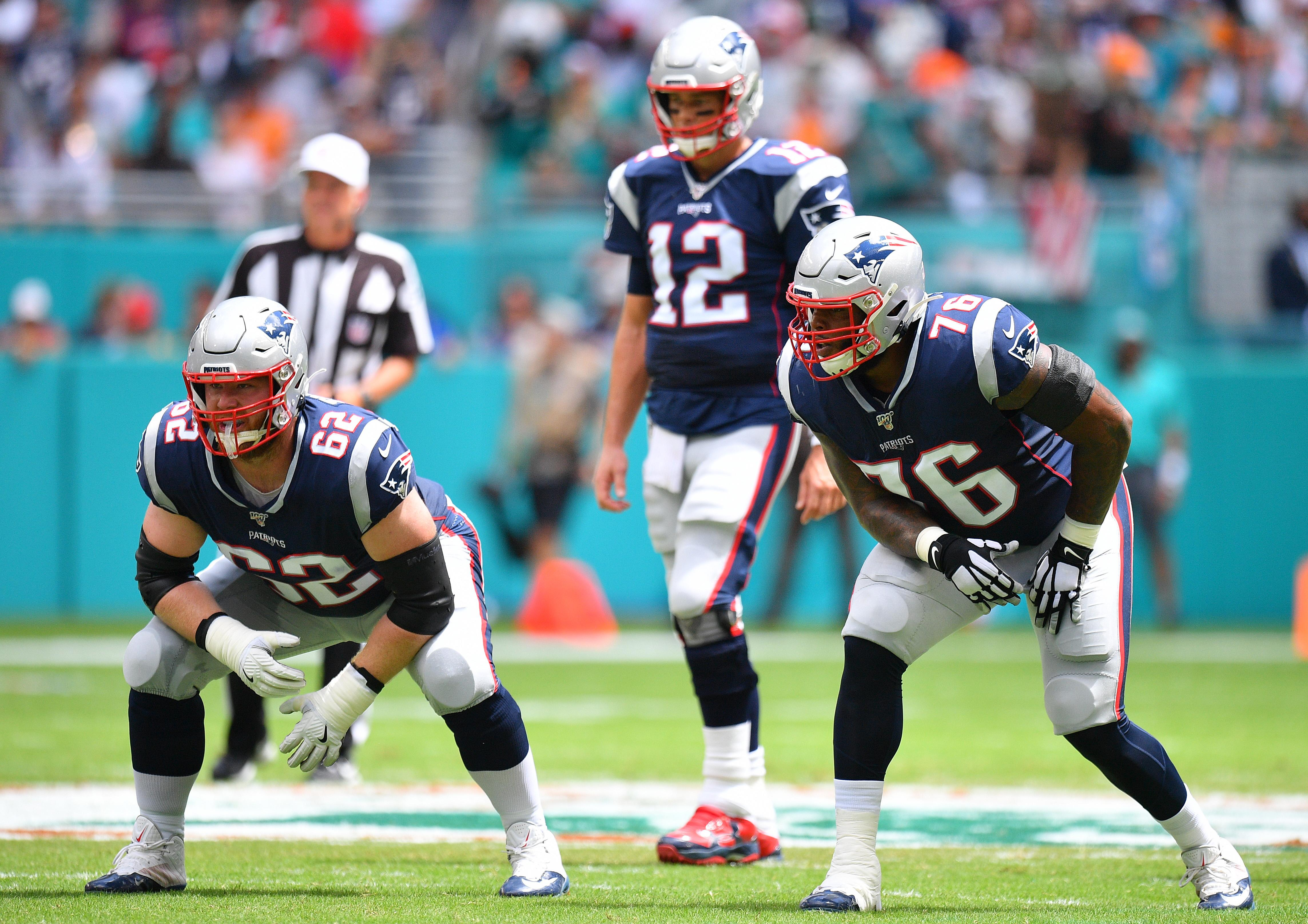 hot sale online 6b8ae 4bfed NFL: Patriots place LT Isaiah Wynn on injured reserve