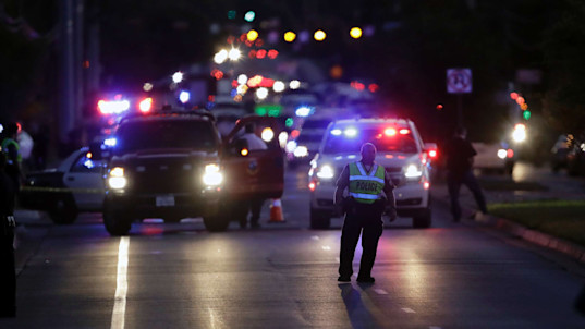 Alleged Austin 'serial bomber' kills self with explosive