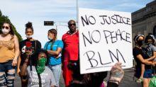 Von Polizisten niedergeschossener Afroamerikaner wendet sich an Öffentlichkeit