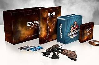 EVE Online Second Decade collector's edition revealed