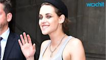 Kristen Stewart Is All Smiles During Her Fun Trip to France