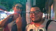 Paola Carosella dá 'sermão' em fã que pediu foto na rua