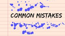 20 Common Beginner Investor Mistakes -- and How to Avoid Them