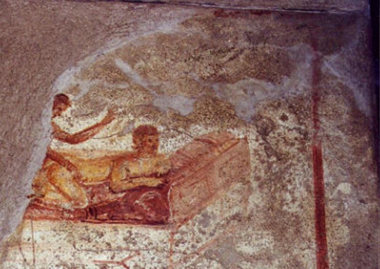 нежно древние эро фрески фото римских борделей этот чмошник адекватно