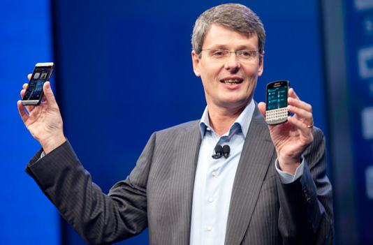 BlackBerry sale plans could include Google, Intel, Samsung or others
