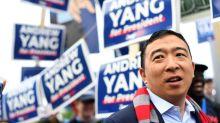 Former Democratic presidential hopeful Yang joins CNN as commentator