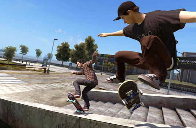 Pro skater says new Tony Hawk and Skate games are on the way