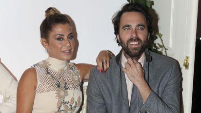 Elena Tablada y Javier Ungría celebran un año de casados