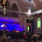 Masks don't hide enthusiasm as music, fans return to The Southgate House Revival