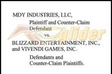 Blizzard responds to amicus brief in MDY bot suit